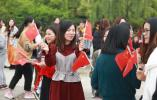 """""""荣耀七十载,逐梦新枫桥"""" 枫桥街道举办庆祝新中国成立70周年快闪活动"""