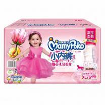 妈咪宝贝 MamyPoko 小内裤女宝XL76片(12-17kg)