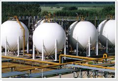 液化氣體儲罐區