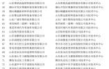 承担研发任务、享受优惠政策!山东拟认定这135家企业技术中心