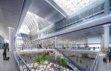 杭州西站枢纽站房方案亮相 今起公开征求意见