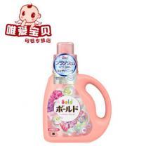 日本 宝洁P&G(Bold) 花果香型洗衣液 无荧光剂 持久留香 粉色