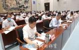 孫述濤出席全國糖酒會服務保障工作會議