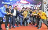 以球为媒 欢聚盛泽 江苏媒体队获得第七届长三角媒体足球邀请赛冠军