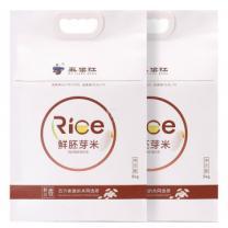 五粱红 鲜胚芽米 稻花香 5kg X 2
