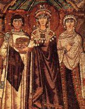 狄奥多拉皇后