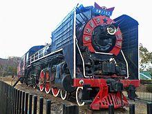 人民型蒸汽机车