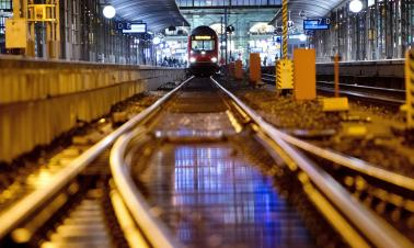 German train workers strike over pay
