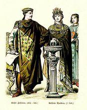 查士丁尼和狄奥多拉