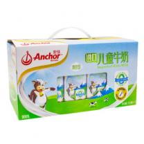 Anchor安佳 进口儿童牛奶 190ml*12盒(礼盒装)新西兰进口