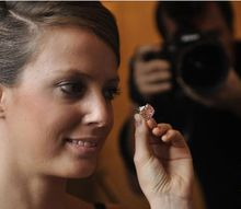 """重达24.78克拉的""""天价""""稀有粉色钻石"""