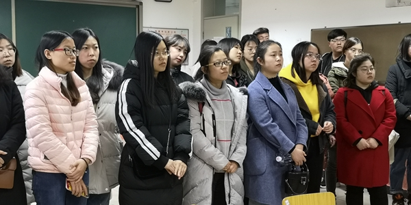 680余名在校生担任志愿者 助力中央美院本科招生考试