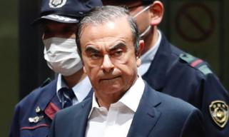 戈恩起訴日産和三菱隨意解除其職務 索賠1500萬歐元