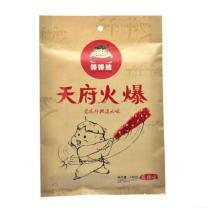 【自营】棒棒娃天府火爆麻辣牛肉(袋装 166g)新老包装随机发货