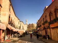 新疆最美的古城之一,让人误以为在国外
