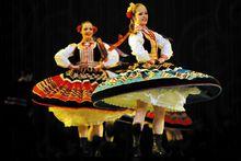 波兰族服饰