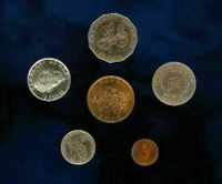 图瓦卢硬币