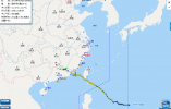 """台风""""白鹿""""于25日7时25分在福建省东山县沿海二次登陆!"""