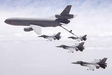 战斗机-空军战略纵深