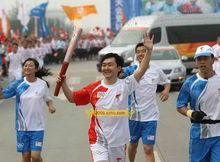 2008年北京奥运会火炬手王小川