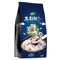 十月稻田 五彩米 杂粮粥米 五谷杂粮 东北粗粮 1kg