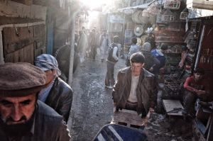 喀布尔市民