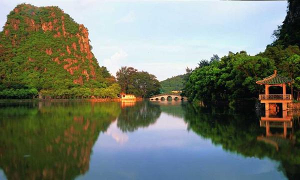 肇庆星湖风景区