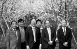 6名日本友人在宁海赏樱 见证疫情下的深情厚意