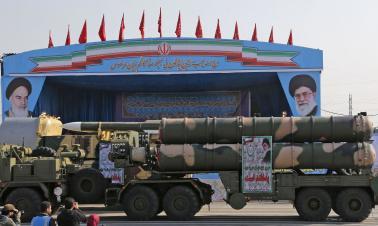 Iran says missile program development is now 'top priority'