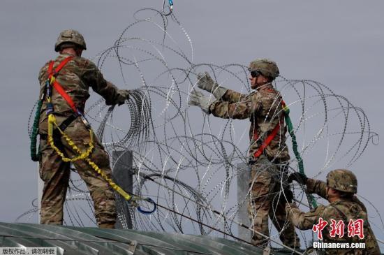打击非法移民!美司法部长:一些寻求庇护者不得保释