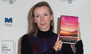 Northern Ireland writer Anna Burns wins Man Booker Prize for novel 'Milkman'