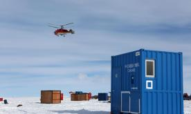 New radar system installed at Chinese research base in Antarctica