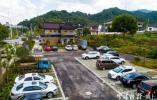 宁波农村公路新增4个服务站 能停车休息还能免费充电