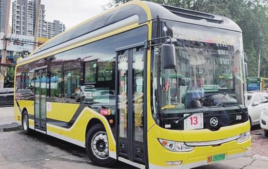 冰城清洁能源公交占比95.7% 主城区全覆盖纯电公交过半