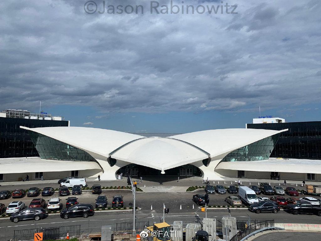 纽约机场老航站楼变酒店 博主带来测评报告