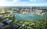 义蓬街道推进东湖调蓄湖区块建设