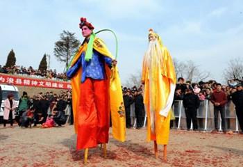 浚县正月古庙会