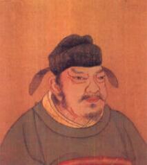 刘盈的父亲刘邦