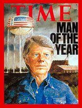 时代周刊1976年度风云人物:吉米·卡特