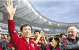 中国足协又换新掌门 陈戌源:从码头工到足协主席