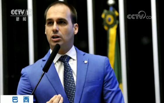 """巴西总统或提名儿子任驻美大使 被疑搞""""裙带关系"""""""