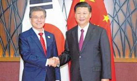 央视专访文在寅:萨德损中国利益 韩方准备怎么弥补