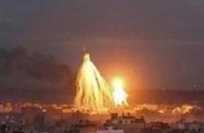 叙媒:国际联军在对代尔祖尔轰炸中使用集束炸弹