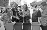 垃圾袋能回溯到住戶 下應灣底村垃圾分類見效了
