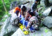 江苏男子在泰国将孕妻推下悬崖? 当地警方正在调查