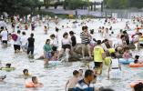 宁波高温模式启动 市气象台继续发布高温报告