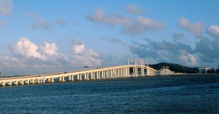 港澳跨海大桥盘点