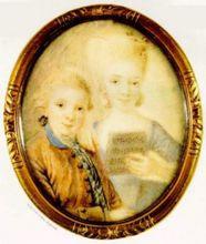 莫扎特和姐姐