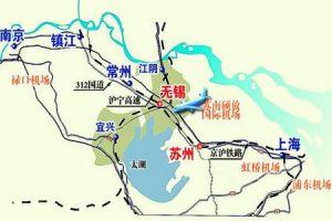 机场地理位置