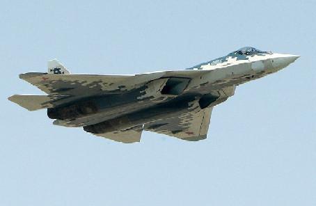 """俄将为苏57隐形机配高超音速导弹 或为缩小版""""匕首"""""""